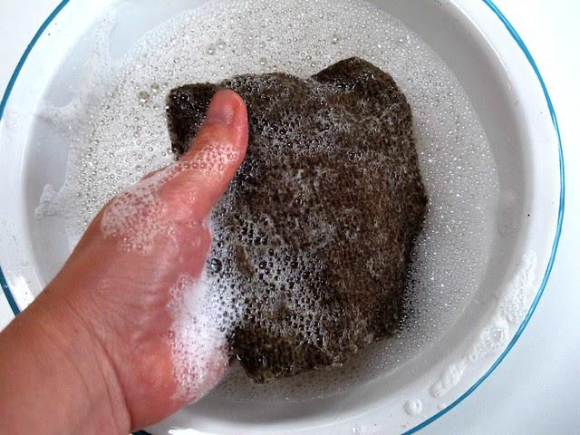 burlap scrubber 2