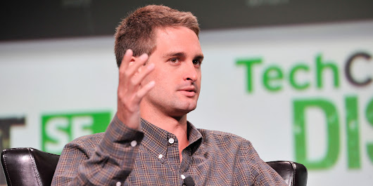 Snapchat CEO Evan Spiegel 'Mortified' His Disgusting Emails Were Made Public