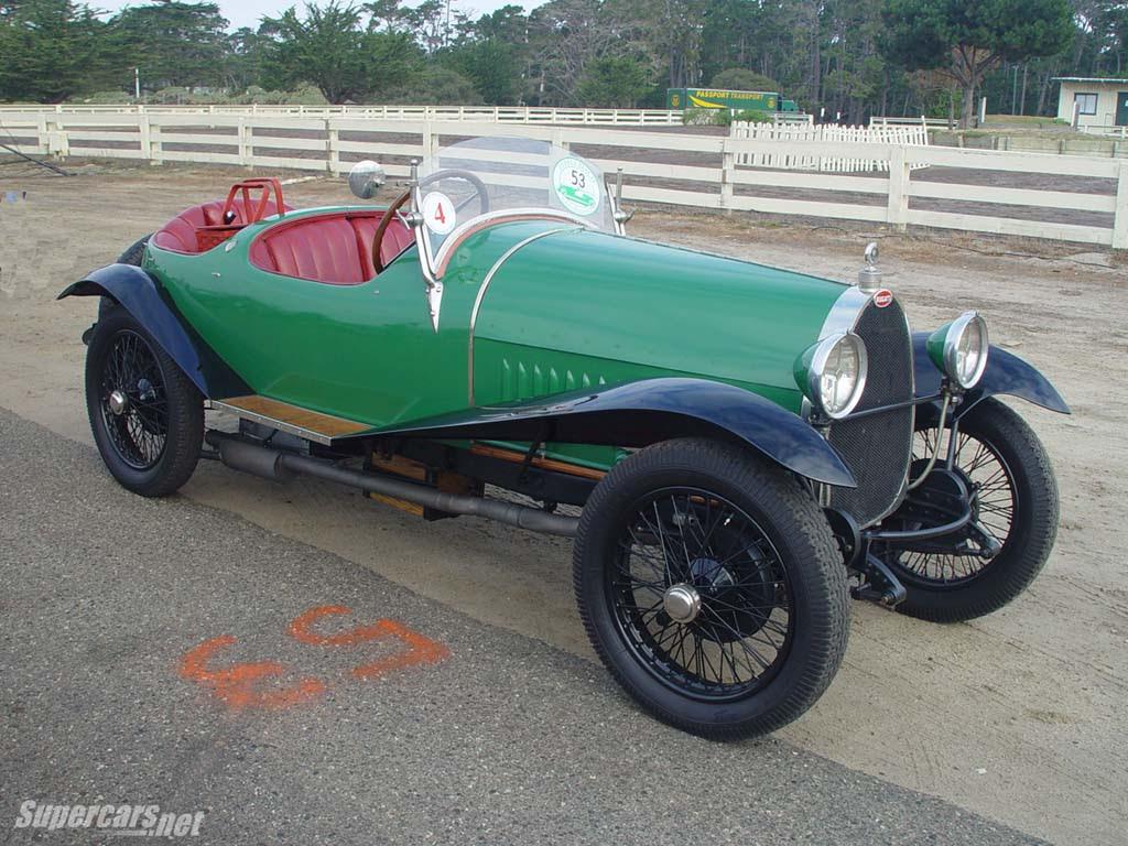 1924 Bugatti Type 23 Brescia - Supercars.net