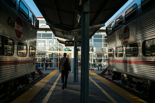 Though shovels are ready, Trump officials delay grant for Caltrain upgrade