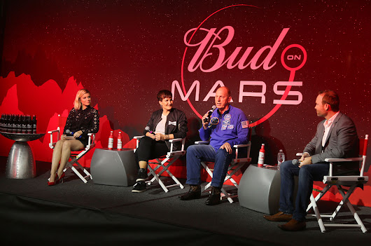 Budweiser aims to brew first beer on Mars, plans space station experiments | collectSPACE