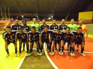 Central Futsal (Foto: Vital Florêncio / GloboEsporte.com)