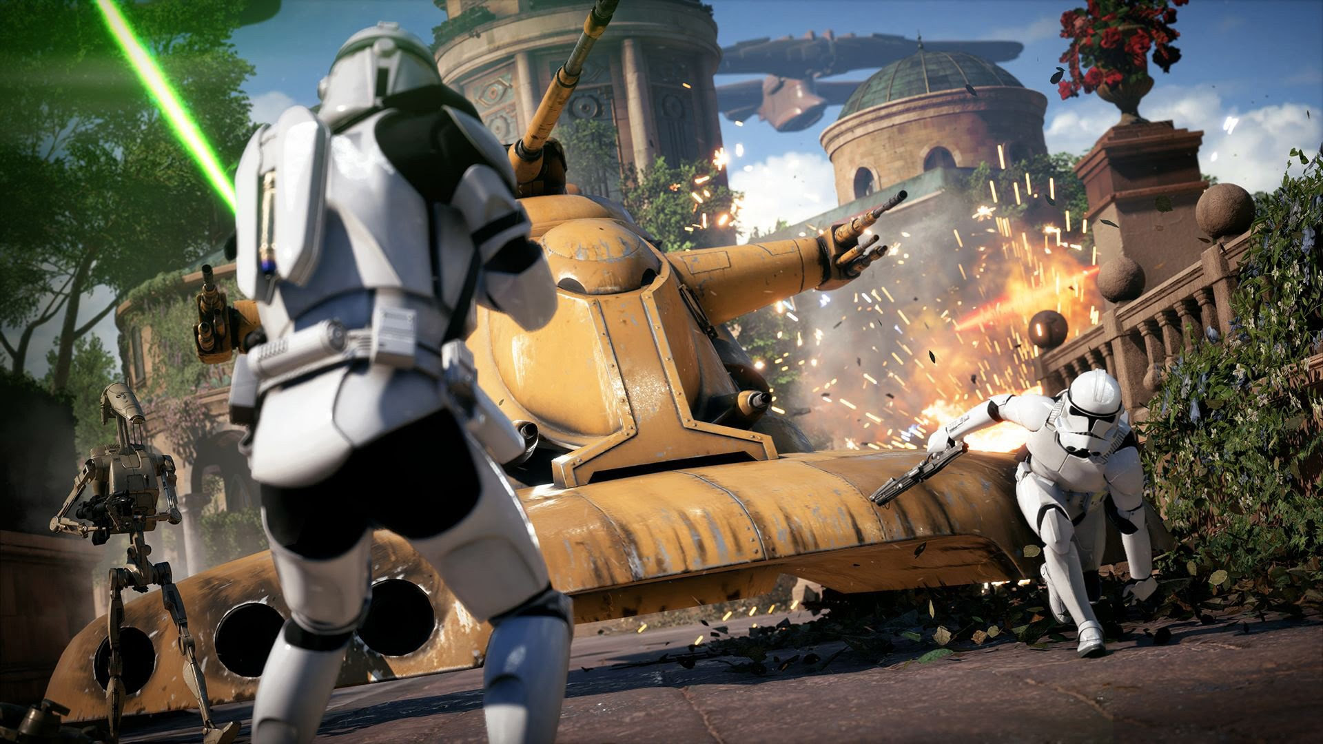 Come see Star Wars Battlefront II's loot crate system in action screenshot