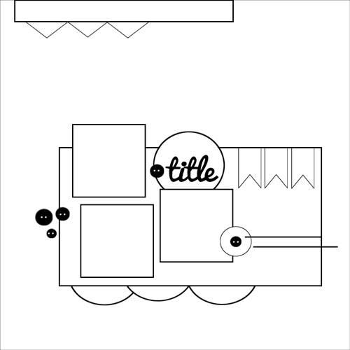 Our Girly World: A little sketch: