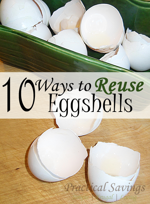 How to Reuse Eggshells