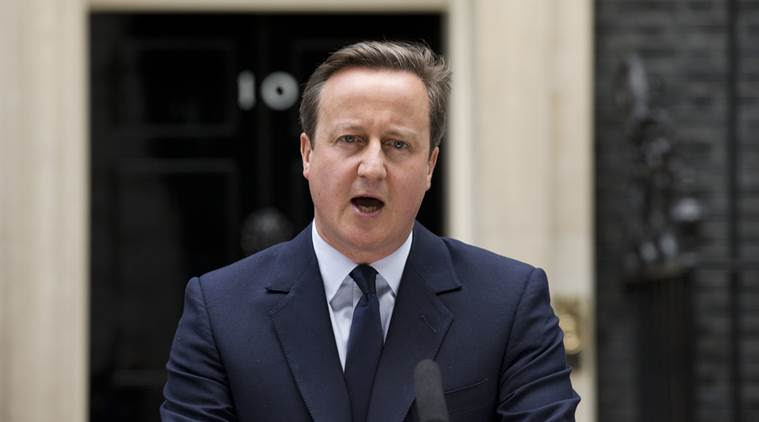 Waziri Mkuu wa Uingereza,David Cameron ameshatangaza kujiuzulu kufuatia kushinda kwa kura ya maoni iliyotaka UK kujitoa kwenye Umoja wa Ulaya (AP Photo/Matt Dunham)