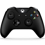 Microsoft Xbox One Wireless Controller - (Bulk Packaging) Black