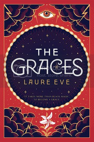 The Graces by Laure Eve US Cover
