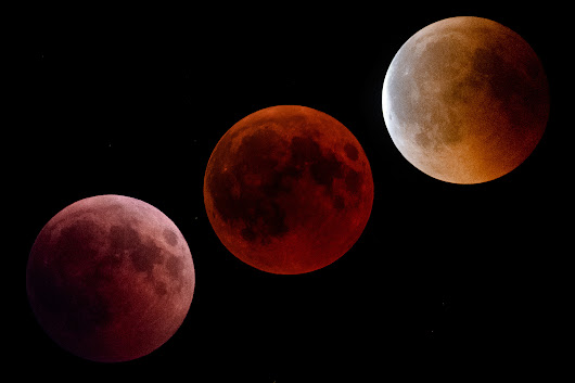 The Next Lunar Eclipse Will Be Visible From South Carolina And You Won't Want To Miss Out