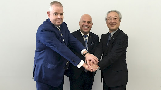 International Federation of Robotics elected Junji Tsuda as new President