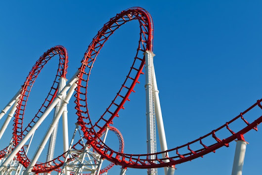There is No Steering Wheel on a Roller Coaster
