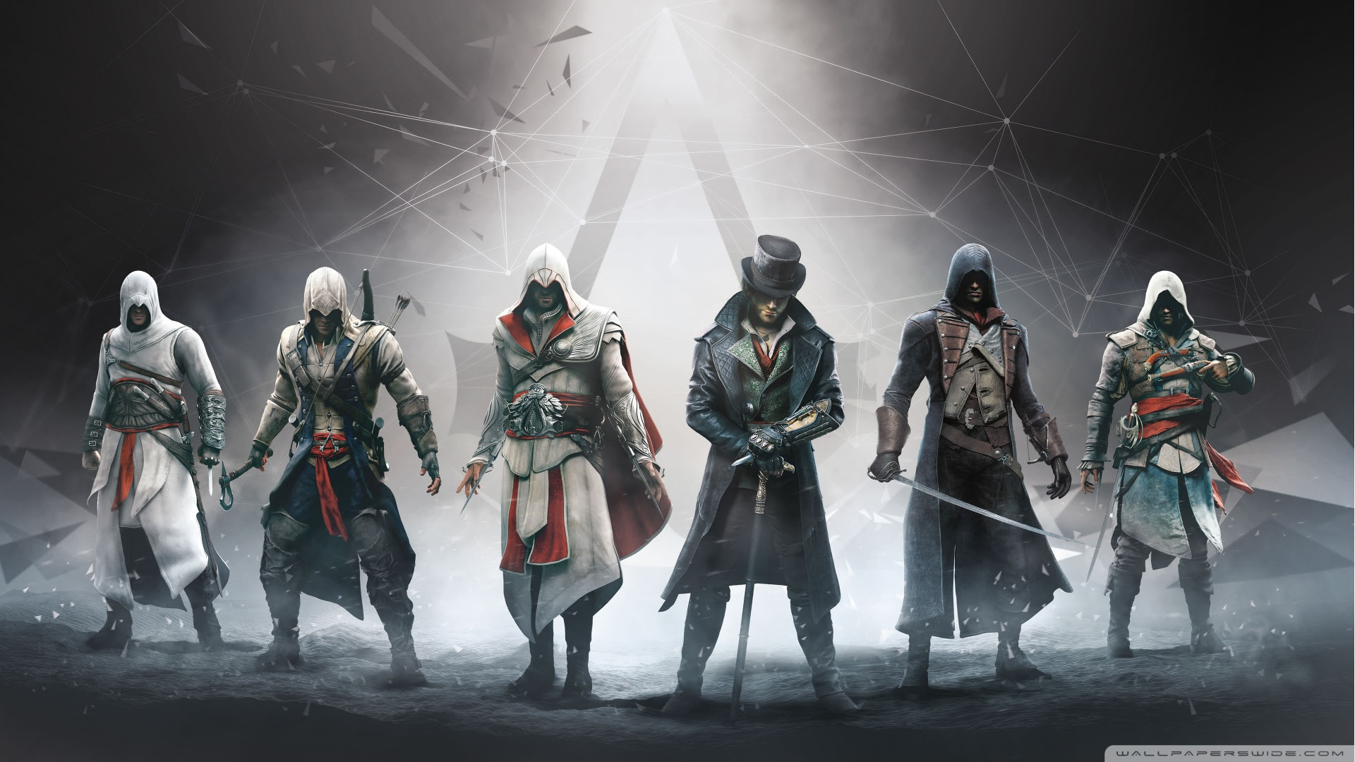 Assassin S Creed Syndicate Ultra Hd Desktop Background Wallpaper