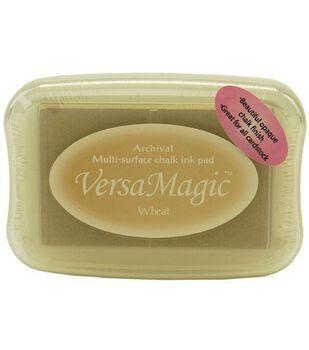 VersaMagic Chalk Ink Pad-1PK - Wheat