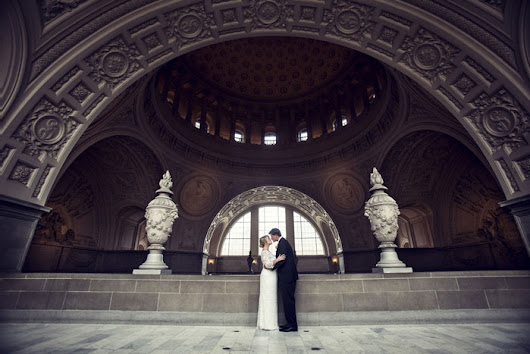 T.J. and Erin's Intimate San Francisco City Hall Wedding