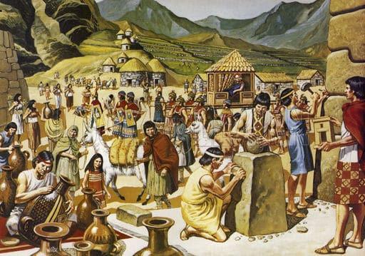 Cultura Inca Historia Origen Caracteristicas Y Mucho Mas