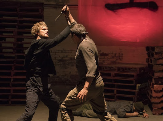 Netflix/Marvel's 'Iron Fist' epic fail, say viewers, critics
