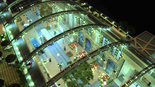 8 MILLION sq feet Shopping Mall – Dubai launches MALL OF THE WORLD