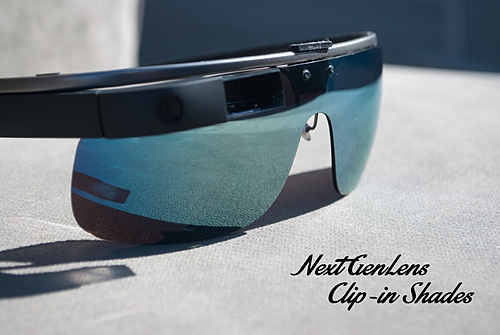 NextGenLens For Google Glass