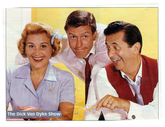 Loud but in tune, meet The Dick Van Dyke Show's Rose Marie!