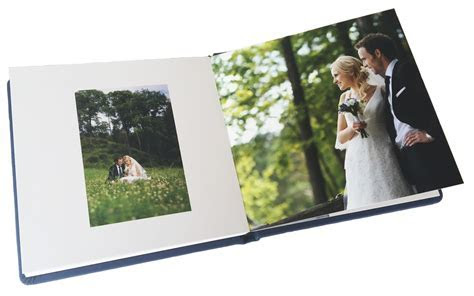 DIY Wedding Photo Books