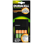 Duracell 1000 4AA Battery Charger