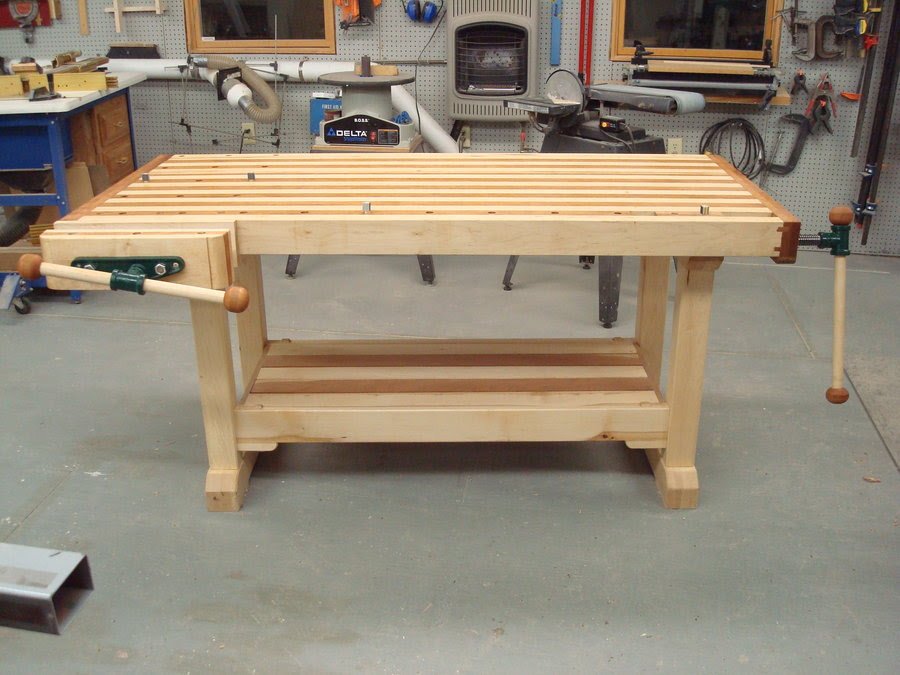 Woodworking Bench -