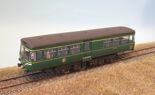 Finished Railcar