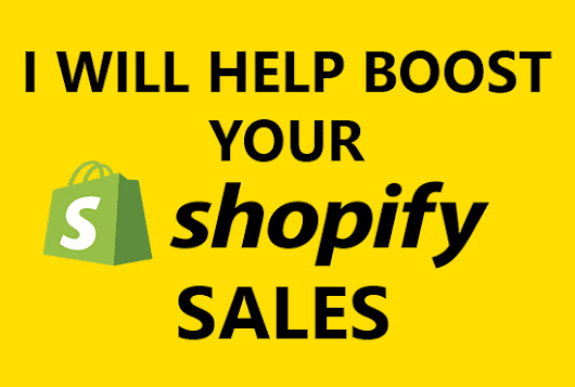 okoanang749 : I will boost shopify sales for your store for $5 on www.fiverr.com