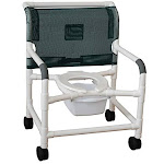 Extra-wide shower chair 26 in. ST382830