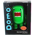 "Domo 4"" Vinyl Figure: Black Light Green"