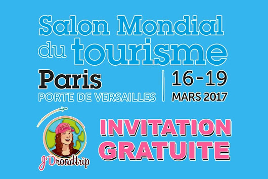 Invitations gratuites Salon du Mondial du Tourisme à Paris