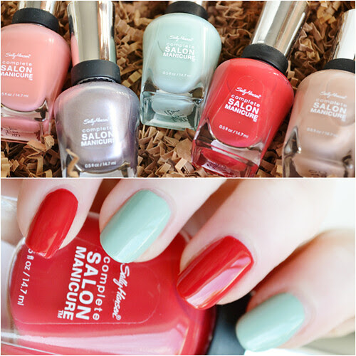 Sally Hansen Salon Manicure nail polish