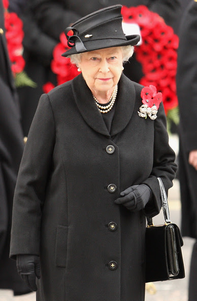 Queen Elizabeth II hat 8