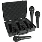Behringer DYNAMIC MICROPHONE ULTRAVOICE XM1800S Microphone - Super Cardioid - Pack of 3