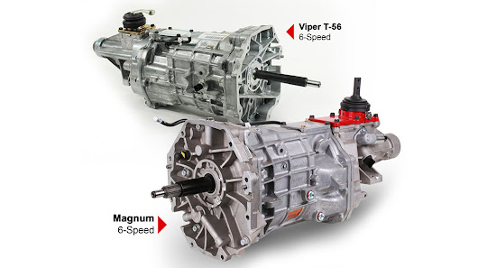 The Differences Between the TREMEC T-56 and Magnum 6-Speed – TREMEC Blog: Get Connected