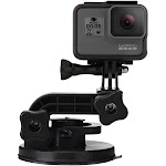 GoPro Suction Cup, camera mounts and tripods