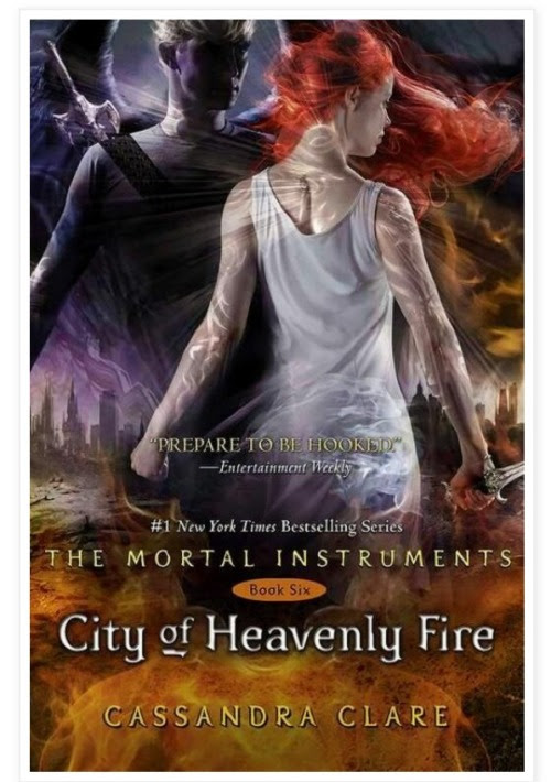 Check it out! The HQ cover for COHF is stunning!