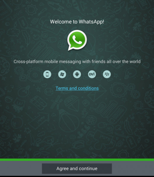 How to Install and Run WhatsApp on Your Android Tablet Without Rooting