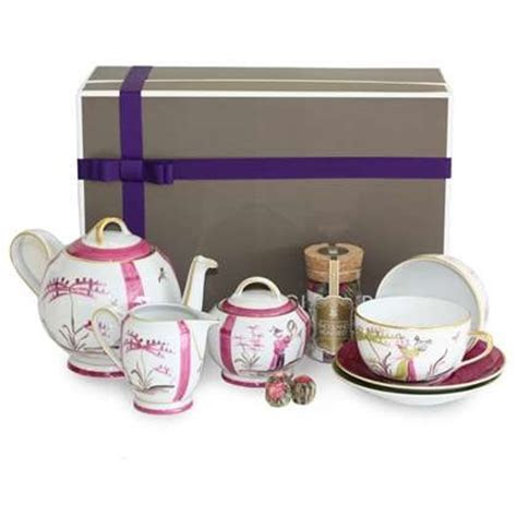 GIFT LIBRARY.COM: Oriental Fine China Gift Set  A perfect