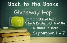 Back to the Book Giveaway Hop