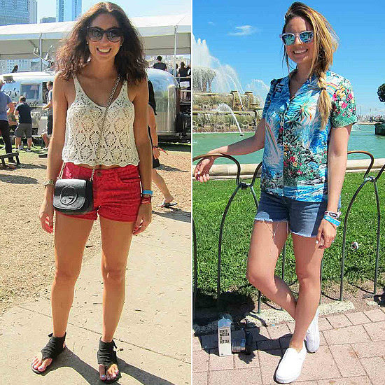 the best festival style from lollapalooza 2013  popsugar