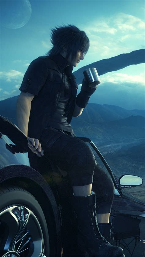 wallpaper final fantasy xv hd  games