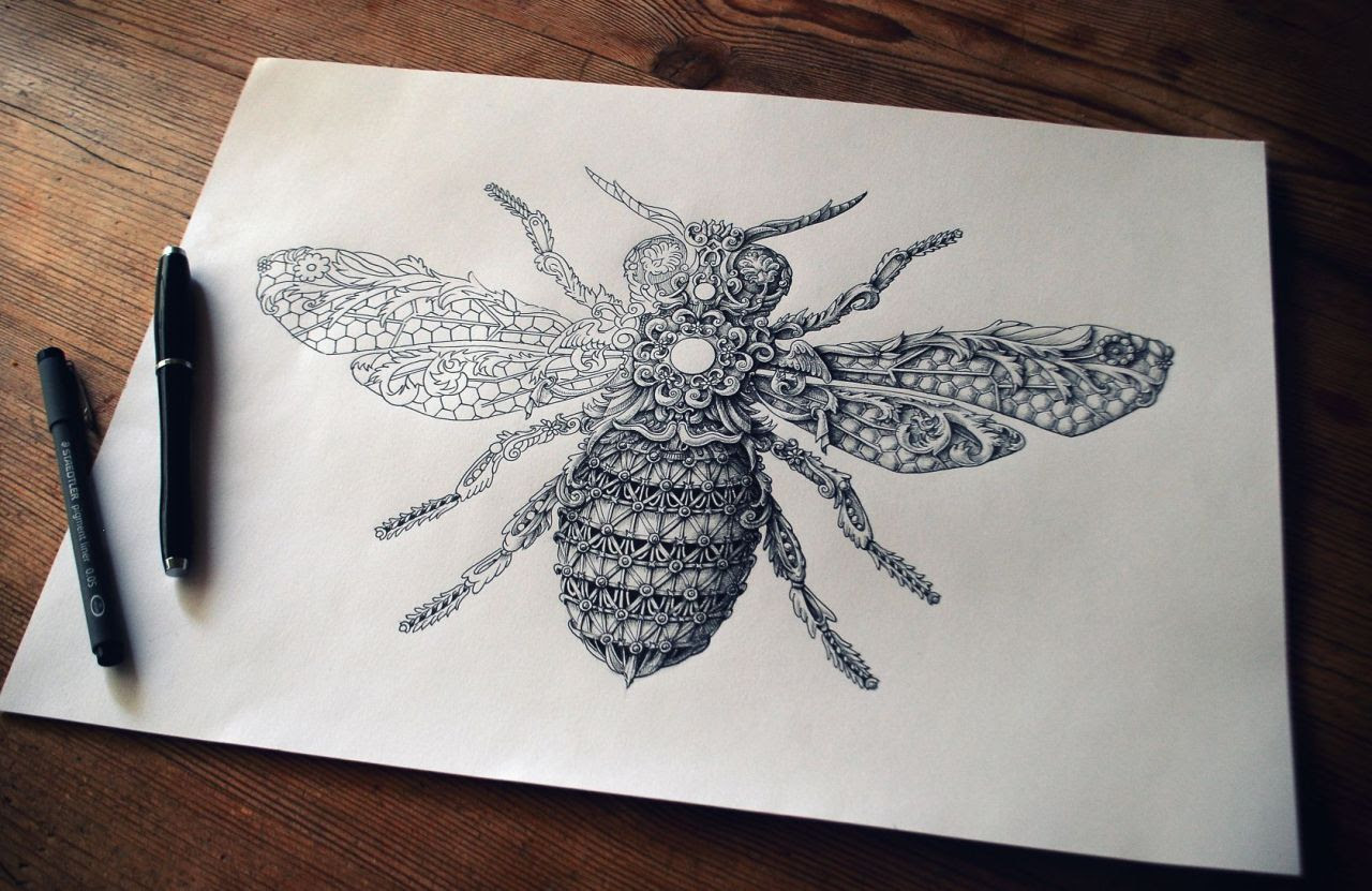 The Bee _ Work In Progress