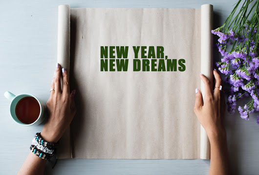 New Year, New Dreams