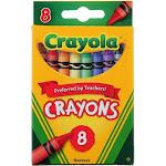 Crayola Crayons, 8 Ct