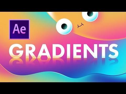 Cara Sederhana Untuk Membuat Animasi Gradien Di After Effects