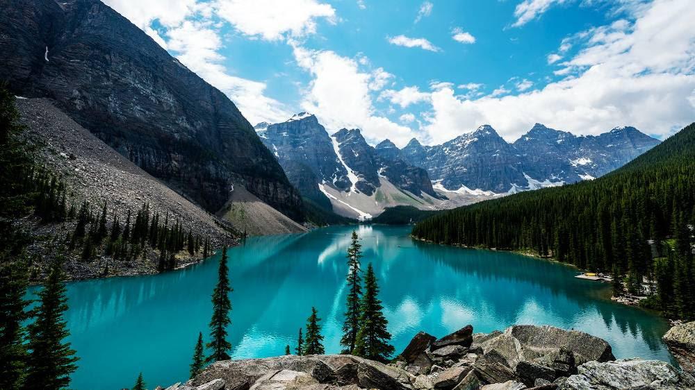 Παρά τον τίτλο του ως το παλαιότερο εθνικό πάρκο του Καναδά, η φυσική ομορφιά του Banff είναι διαχρονική.