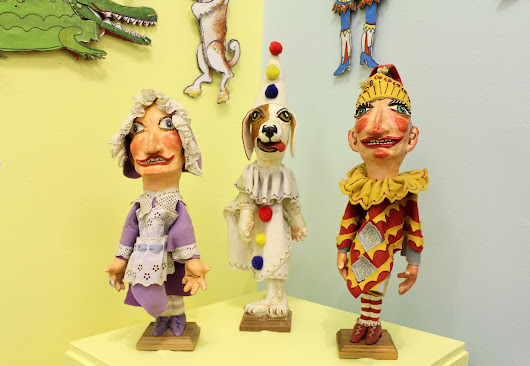 Puppet Magic at Hove Museum