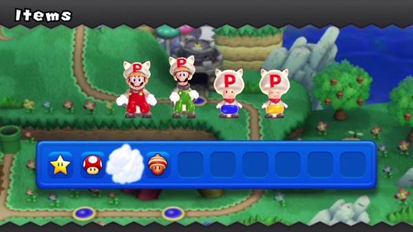 Top 100 New Super Mario Bros U Map - resim