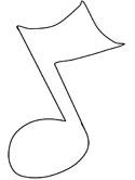 Dibujos De Instrumentos Musicales Para Colorear